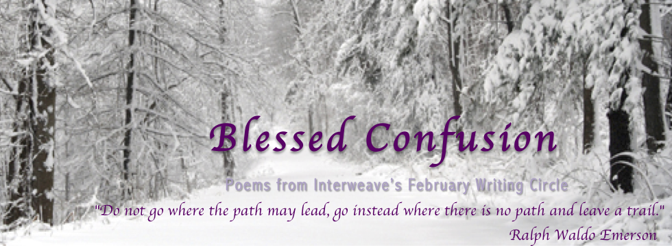 blessed confusion writing circle Slider