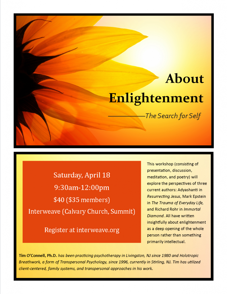 About Enlightenment