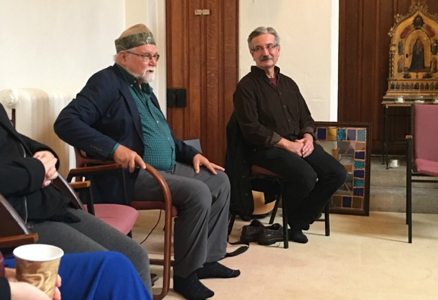 Sharif Munawir, Sufi teacher and disciple of Pir Vilayat Inayat Khan, reflects on the spiritual path and shares his own journey